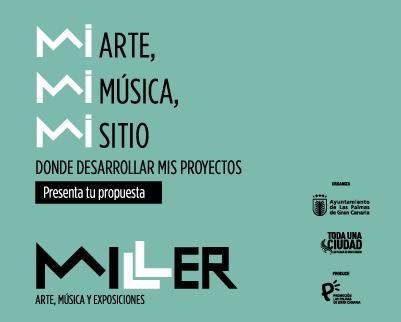 Banner Miller - Formulario