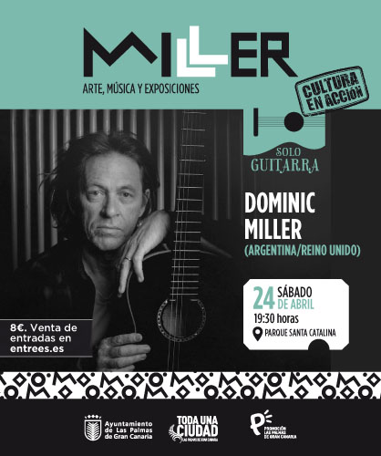 Dominic miller 24 abril